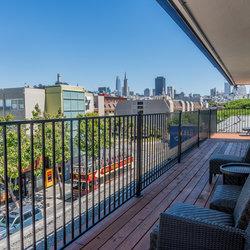 Penthouse 270 Degree wrap around deck