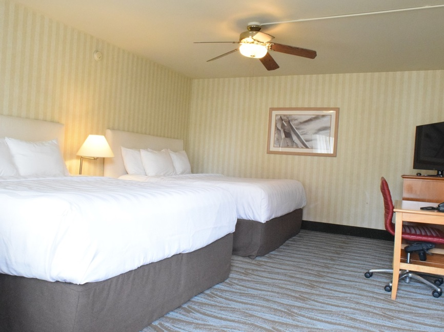 Deluxe Double King Room